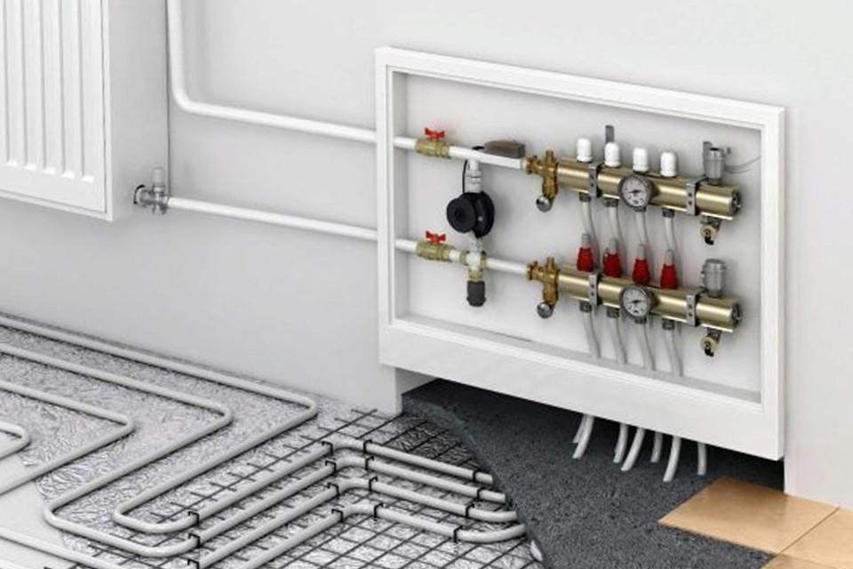 Що потрібно для встановлення теплої водяної підлоги?