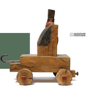 Виставка «Роман Петрук. Скульптура. Кераміка»