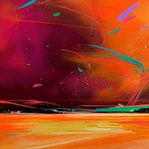 Виставка живопису Лілії Студницької «Горизонт»