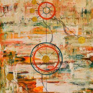 Виставка художниці Olvia «Космічні експресії»