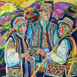 Виставка живопису Людмили та Миколи Рибенчуків «Священна Гуцульщина»