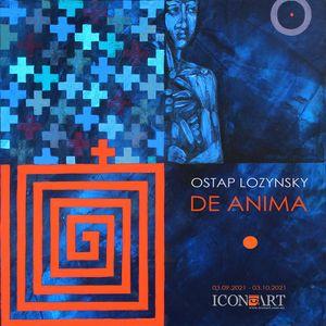 Виставка Остапа Лозинського De Anima