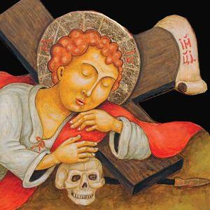 Виставка Петра Гуменюка «Іконопис»