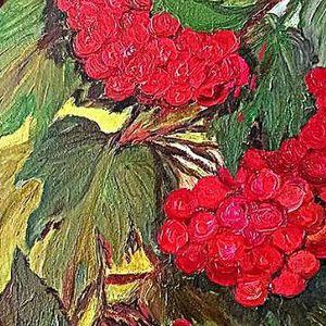 Виставка Анни Мацієвської «А квіти все квітнуть... І дарують любов»