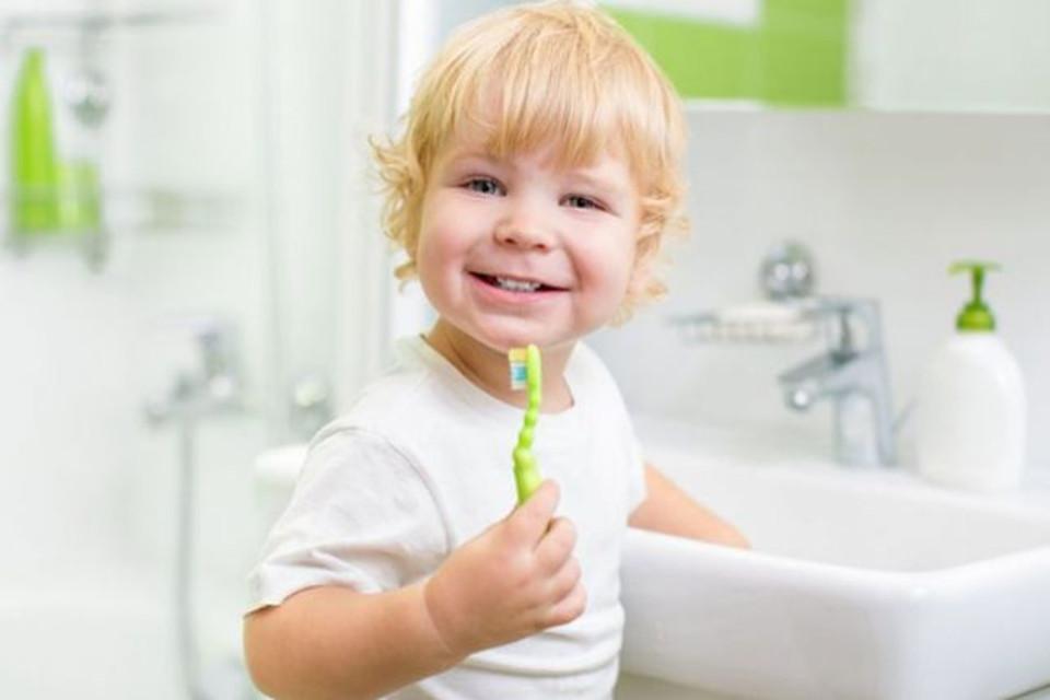 Правила особистої гігієни для дітей дошкільного віку